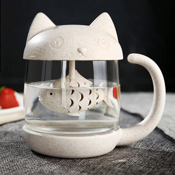 Luhovač čaje s kočkou 2 - pro milovníky koček