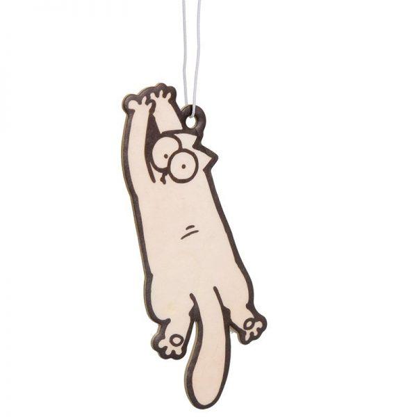 Osvěžovač vzduchu Simon's Cat - Jahoda 2 - pro milovníky koček