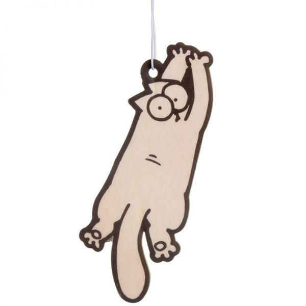 Osvěžovač vzduchu Simon's Cat - Jahoda 3 - pro milovníky koček