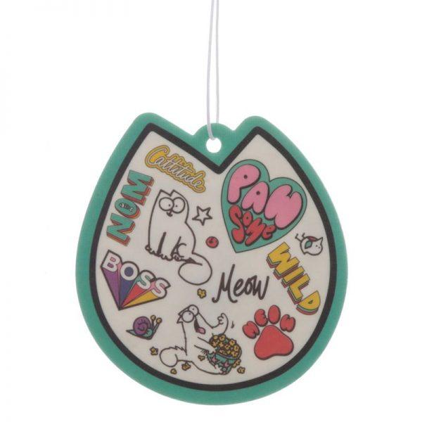 Osvěžovač vzduchu - Kokos - Simon's Cat 3 - pro milovníky koček