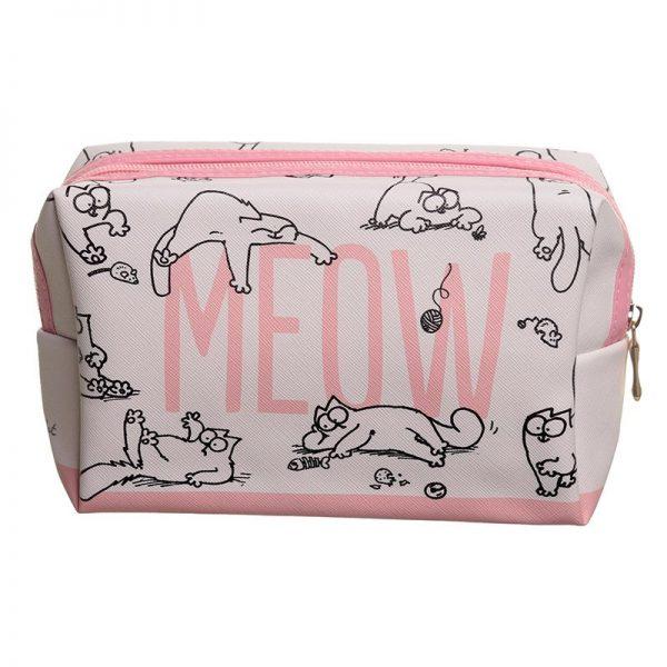 Toaletní taštička Simon's Cat 4 - pro milovníky koček