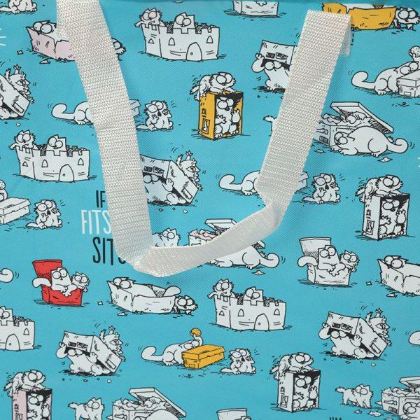 Koš na prádlo Simon's Cat 5 - pro milovníky koček