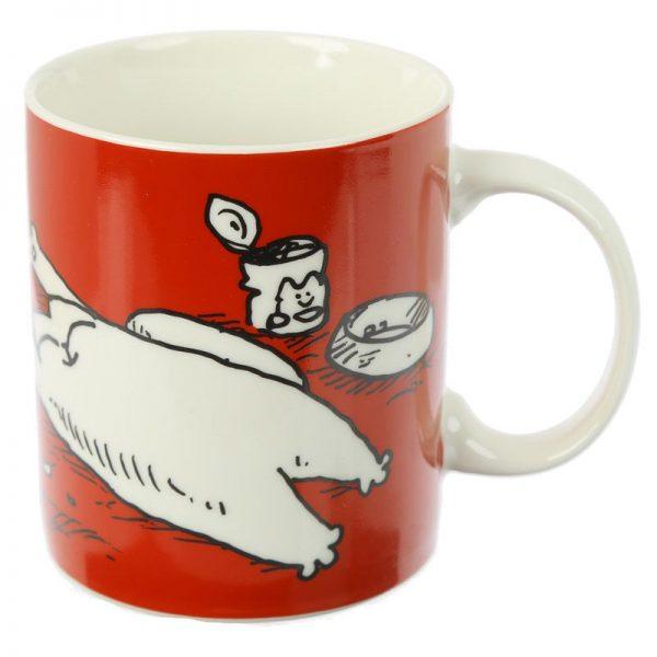 Porcelánový hrnek Simon's Cat, I Woke Up Like This 4 - pro milovníky koček
