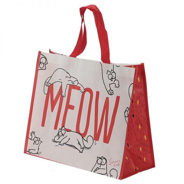 Simon's Cat - nákupní taška meow 2 - pro milovníky koček