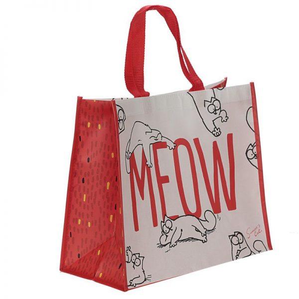 Simon's Cat - nákupní taška meow 3 - pro milovníky koček