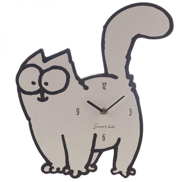 Nástěnné hodiny Simon's Cat 1 - pro milovníky koček