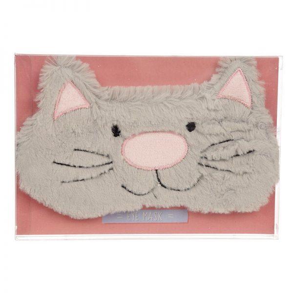 Maska na oči Kočičí princezna 5 - pro milovníky koček