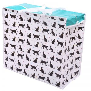 Dárkové předměty s kočkama - Kôš na bielizeň I Love My Cat