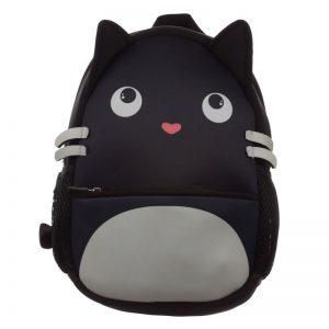 Dárkové předměty s kočkama - Feline Fine Cat Neoprene Rucksack Backpack