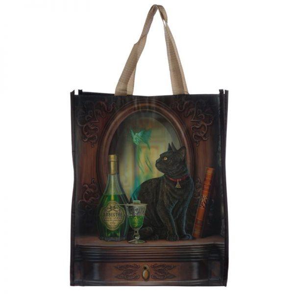 Taška s kočičím motivem - Absinth, Lisa Parker 2 - pro milovníky koček