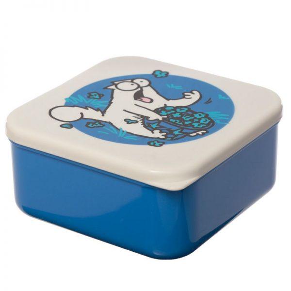 Sada 3 krabiček na jídlo s Simonovou kočkou - M / L / XL - Simon's Cat 2 - pro milovníky koček