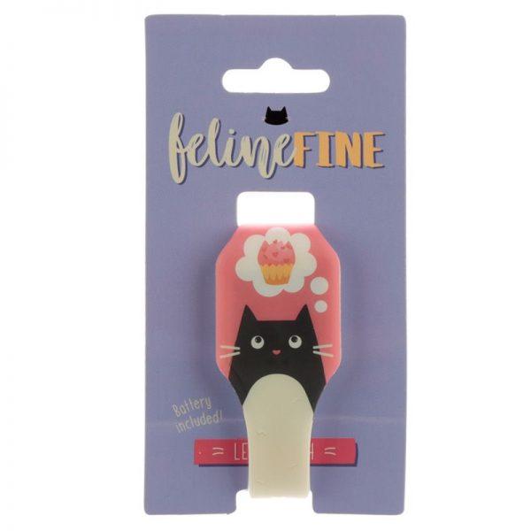 Silikonové digitální hodinky s kočkou Feline Fine 4 - pro milovníky koček