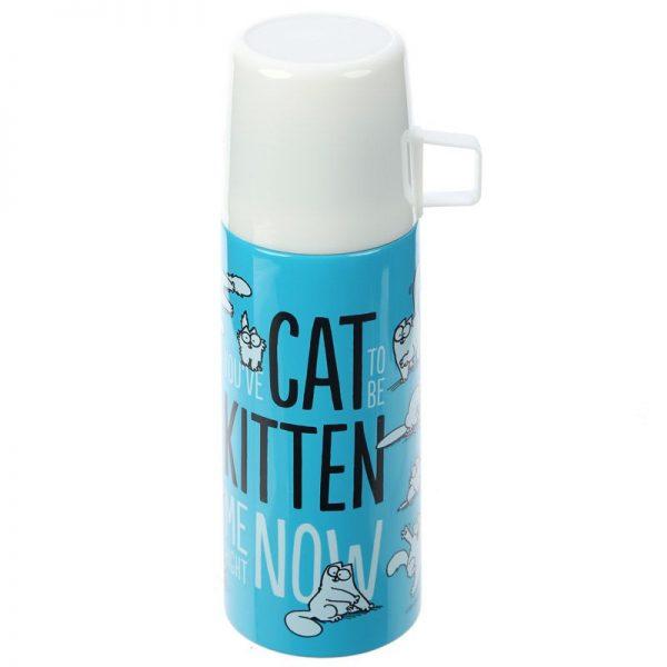 Láhev z nerezové oceli Simon's Cat 350 ml 1 - pro milovníky koček