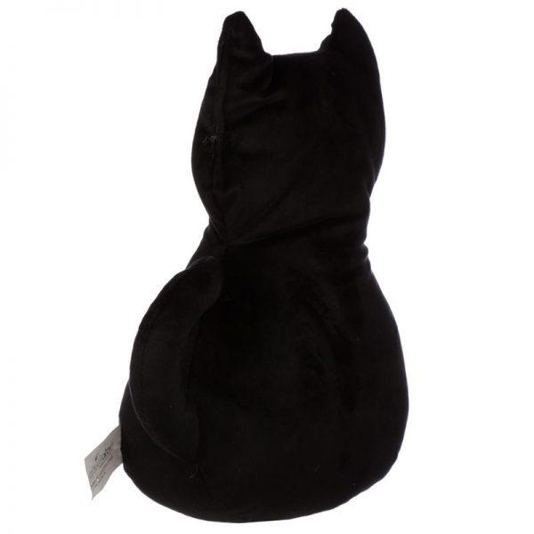 Zarážka do dveří Černá kočka 1 - pro milovníky koček