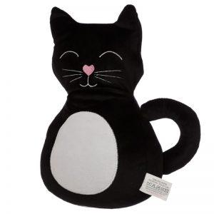 Zarážka do dveří Černá kočka