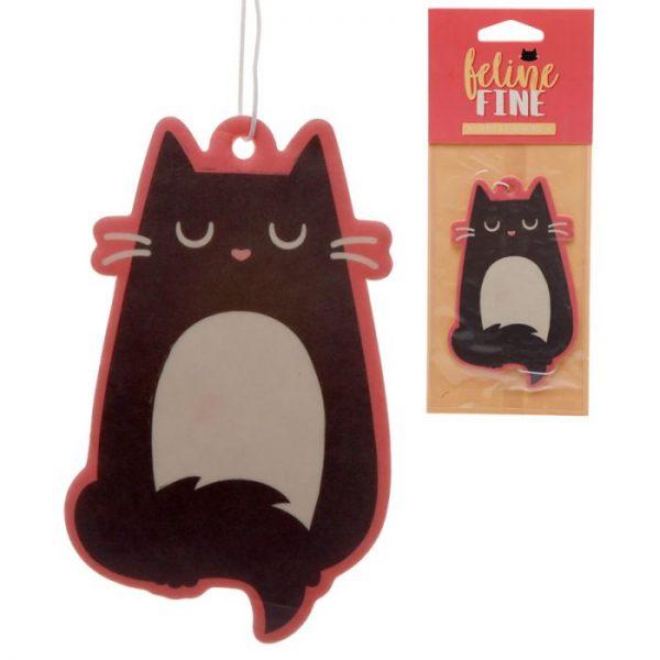Osvěžovač vzduchu Feline Fine - Třešeň 1 - pro milovníky koček