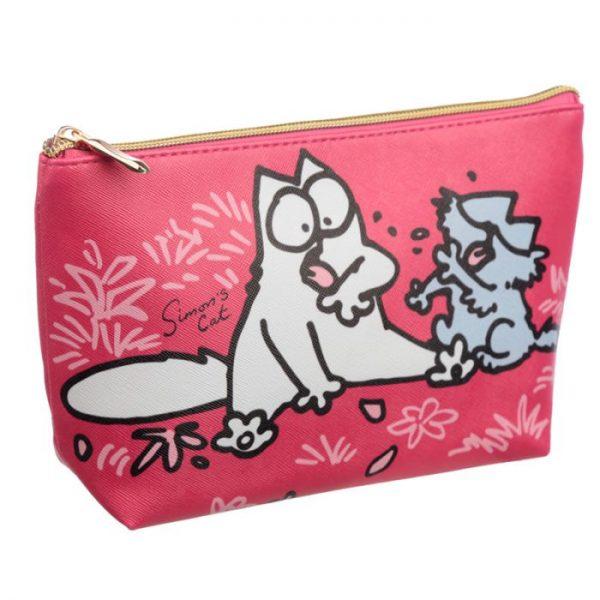 Simon's Cat Střední toaletní toaletní kosmetická taška 3 - pro milovníky koček