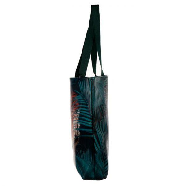 Nákupní taška s motivem velké kočičky s pruhy 3 - pro milovníky koček