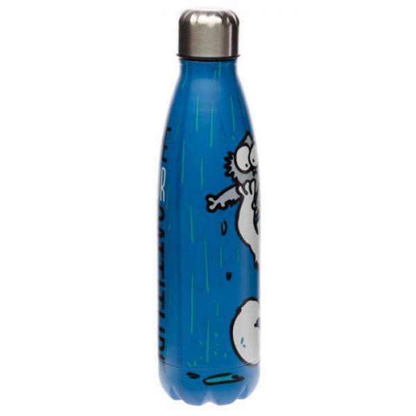 Simon's Cat láhev z nerezové oceli na tepelnou izolaci nápojů 500ml 3 - pro milovníky koček