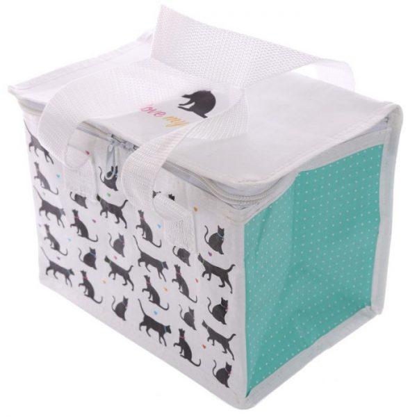 Izolační taška na svačinu - I Love My Cat 5 - pro milovníky koček
