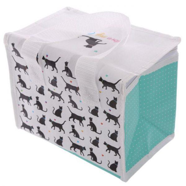 Izolační taška na svačinu - I Love My Cat 6 - pro milovníky koček