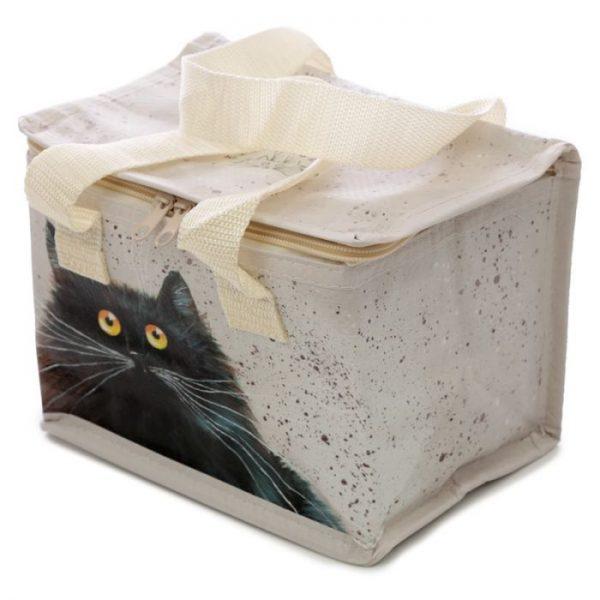 Izolační taška na svačinu - Kim Haskins Cat 1 - pro milovníky koček