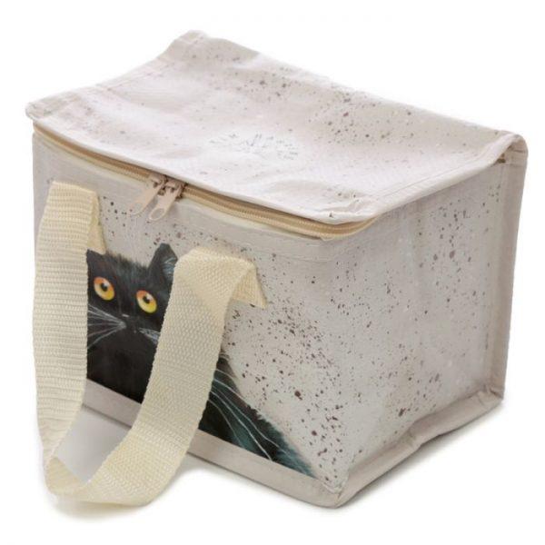 Izolační taška na svačinu - Kim Haskins Cat 2 - pro milovníky koček