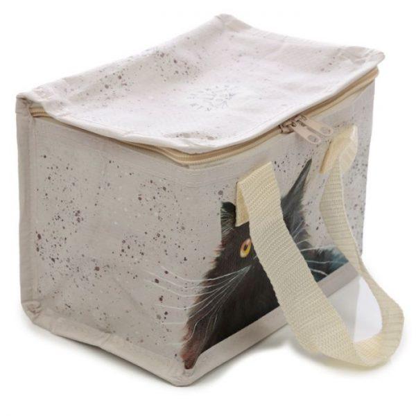 Izolační taška na svačinu - Kim Haskins Cat 6 - pro milovníky koček