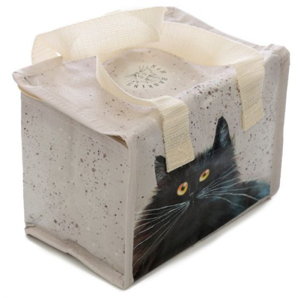 Izolační taška na svačinu - Kim Haskins Cat 7 - pro milovníky koček