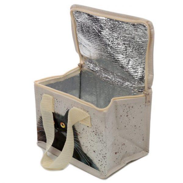 Izolační taška na svačinu - Kim Haskins Cat 5 - pro milovníky koček