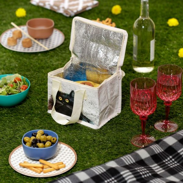 Izolační taška na svačinu - Kim Haskins Cat 8 - pro milovníky koček
