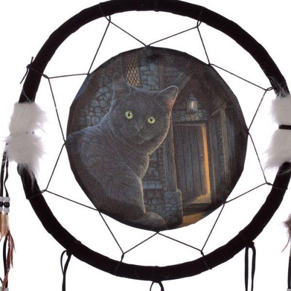 Lisa Parker What Lies Within Cat Lapač snů 33cm 2 - pro milovníky koček