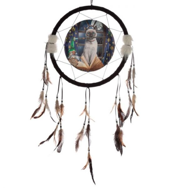 Lisa Parker kočka Hocus Pocus Lapač snů 33cm 1 - pro milovníky koček