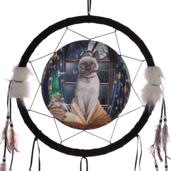 Lisa Parker kočka Hocus Pocus Lapač snů 33cm 2 - pro milovníky koček