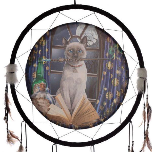 Lisa Parker kočka Hocus Pocus Lapač snů 60cm 2 - pro milovníky koček