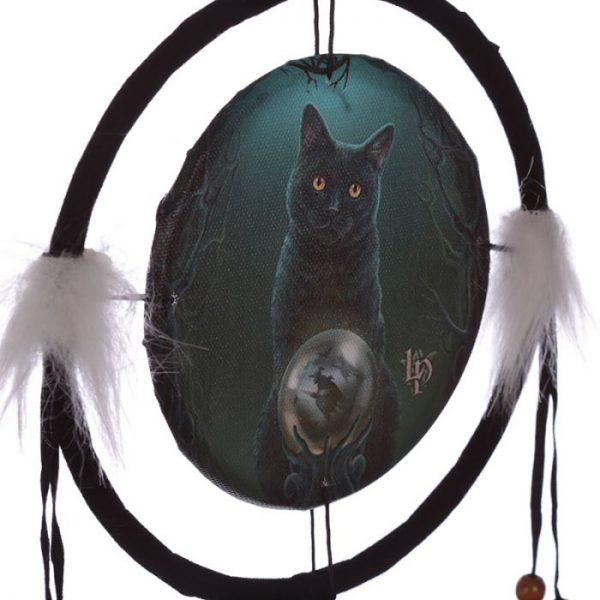 Lisa Parker Rise of the Witches Cat Lapač snů 16cm 2 - pro milovníky koček