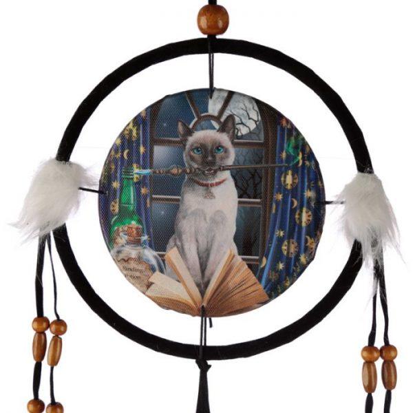 Lisa Parker kočka Hocus Pocus Lapač snů 16cm 3 - pro milovníky koček