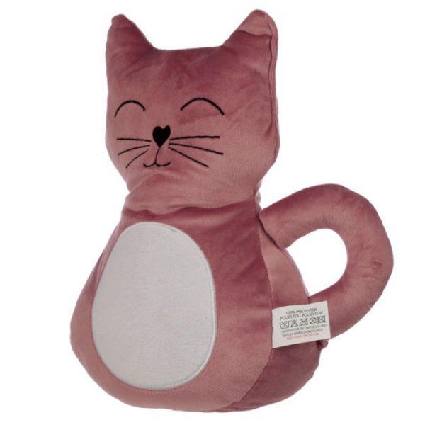 Pink Cat Zarážka do dvěří 1 - pro milovníky koček