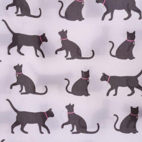 Skládací Nákupní taška - I Love My Cat & I Love My Dog 2 - pro milovníky koček