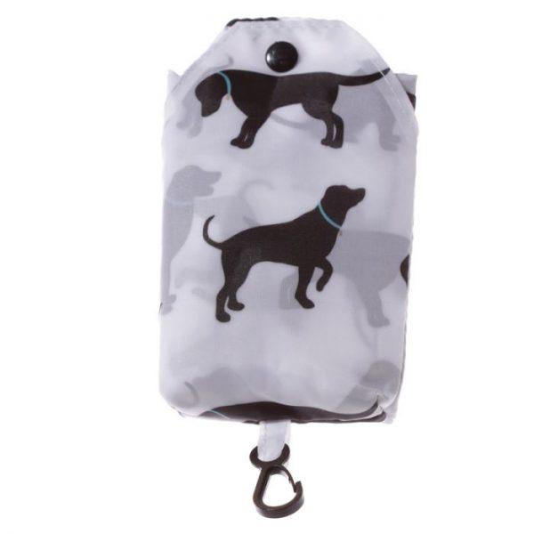 Skládací Nákupní taška - I Love My Cat & I Love My Dog 8 - pro milovníky koček