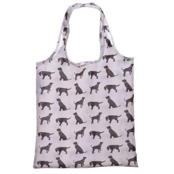 Skládací Nákupní taška - I Love My Cat & I Love My Dog 3 - pro milovníky koček