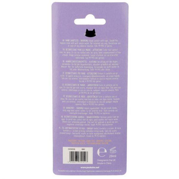 Gelová dezinfekce na ruce s kočkou Feline Fine Silicone Cover 3 - pro milovníky koček
