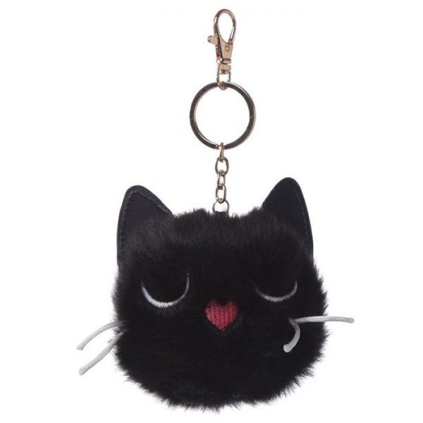 Kočka Feline Fine Pom Pom Klíčenka 2 - pro milovníky koček