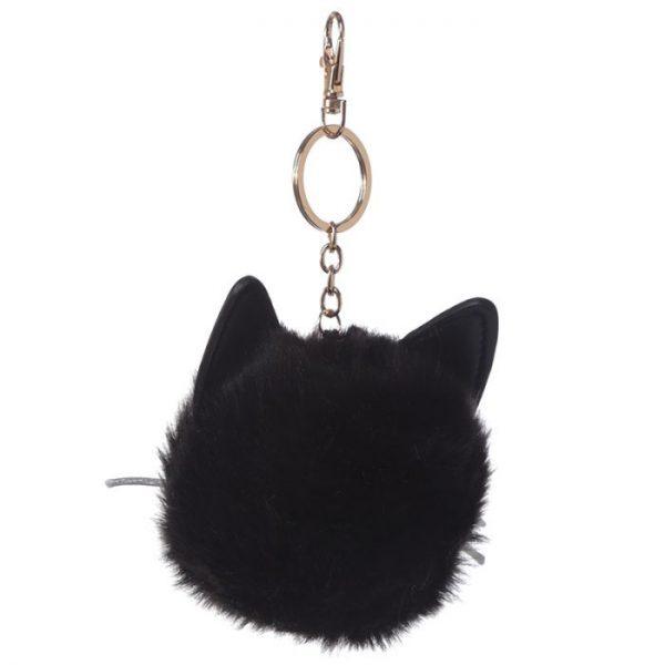 Kočka Feline Fine Pom Pom Klíčenka 3 - pro milovníky koček