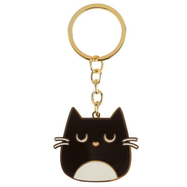 Kočka Feline Fine Design Klíčenka 3 - pro milovníky koček