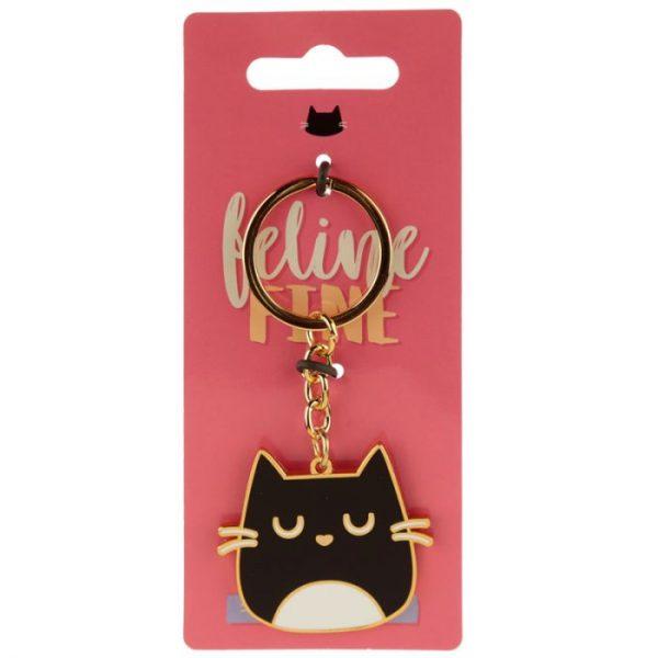 Kočka Feline Fine Design Klíčenka 4 - pro milovníky koček
