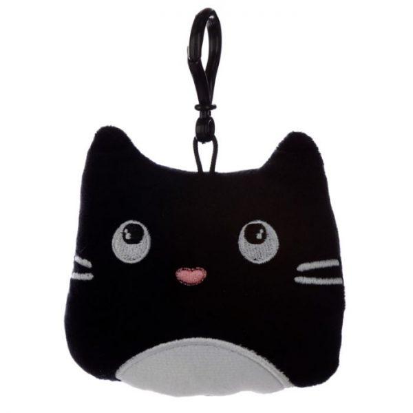 Klíčenka Kočka Feline Fine Squishy Plush 3 - pro milovníky koček