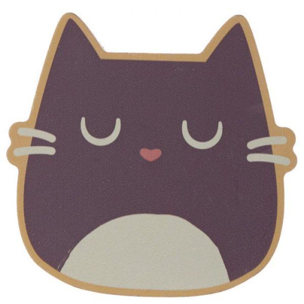 Kočka Feline Fine Set 4 tácků 3 - pro milovníky koček