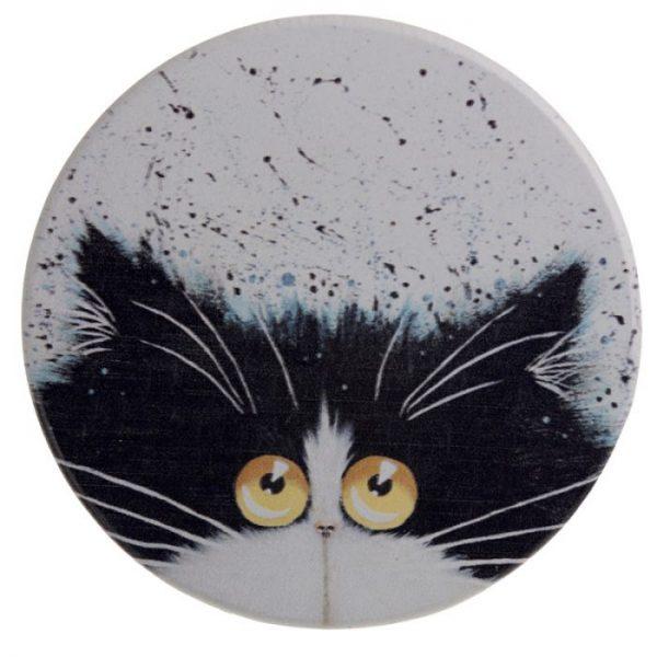 Kim Haskins Kočky Set 4 tácků 5 - pro milovníky koček