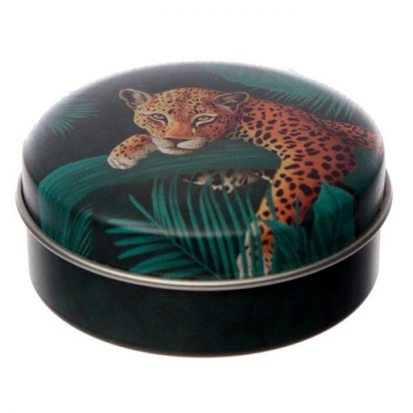 Spots & Stripes Velká Kočička Animal Print Balzám na rty 3 - pro milovníky koček